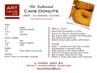 World's Best Donuts... Eat your heart out!