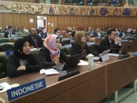 Indonesia Patent Update: Indonesia Attended to The SCP Meeting in Geneva