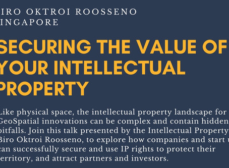 'Securing The Value of Your Intellectual Property Webinar'