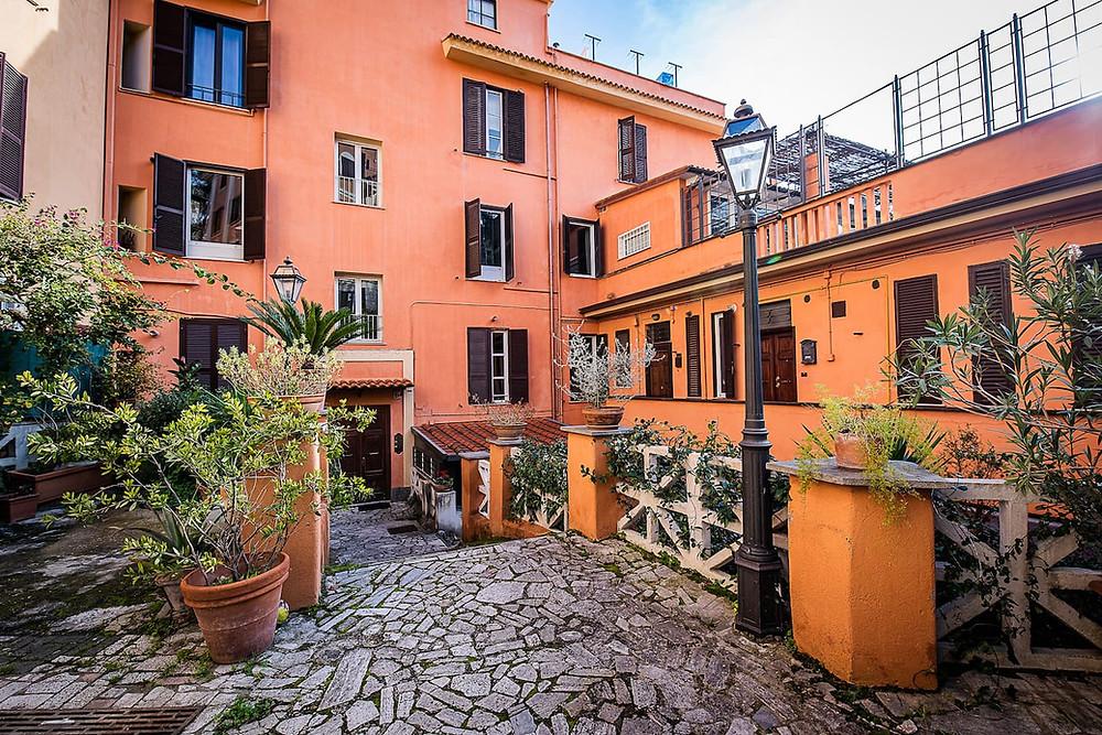 Un Loft Di Design Nel Cuore Di Roma