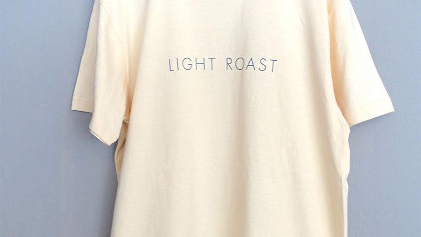 ロースターTシャツ(LIGHT ROAST)