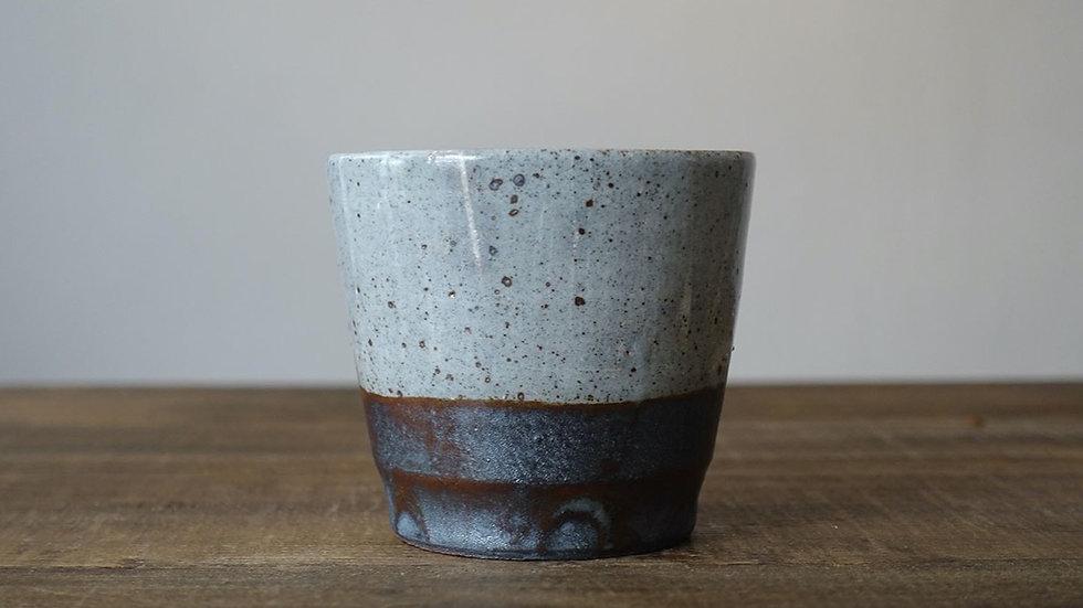 オリジナル陶器フリーカップ(鬼板マット)