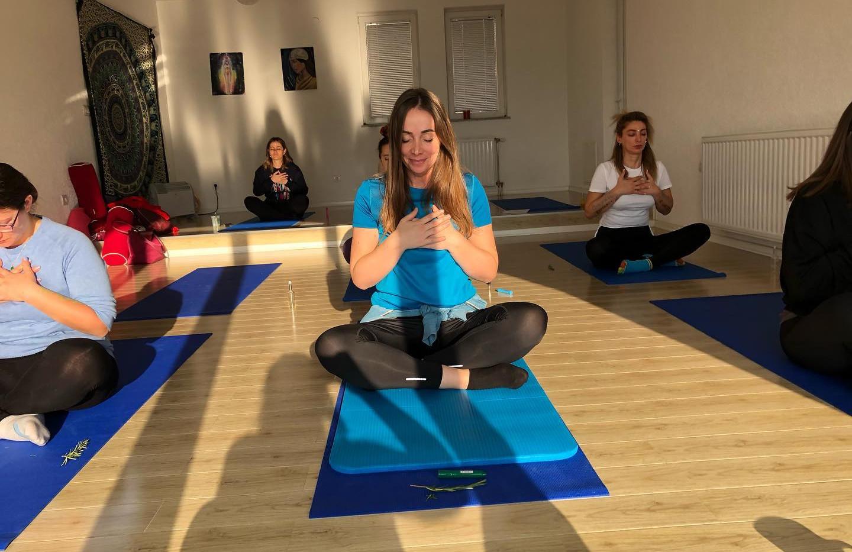 Anahata Chakra Yoga Workshop