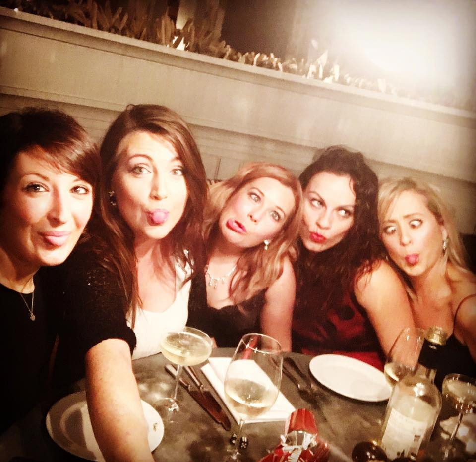 dinner; girls night out