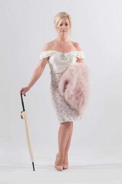 Bespoke Design - Wedding Guest Dress