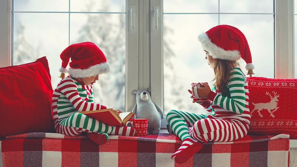Christmas PJ Bottoms