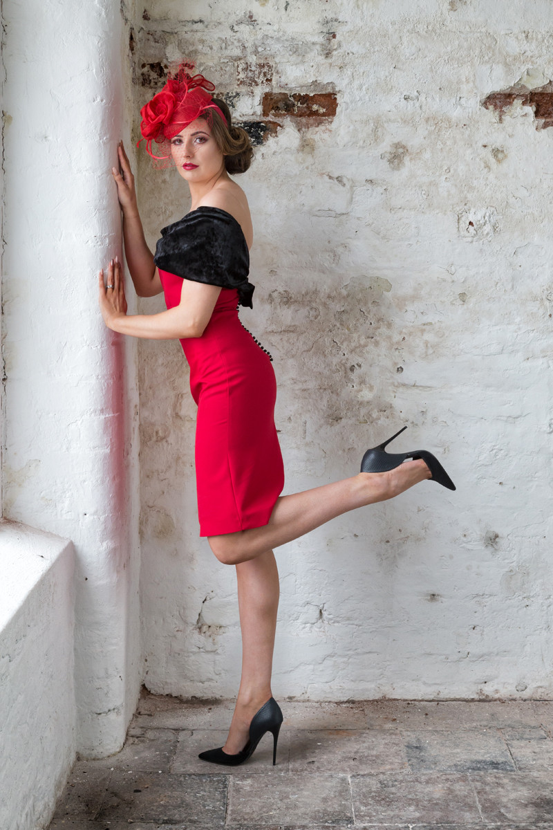dress; body confidence; handmade dress;