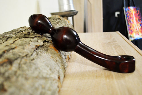 Wooden Anal Toy