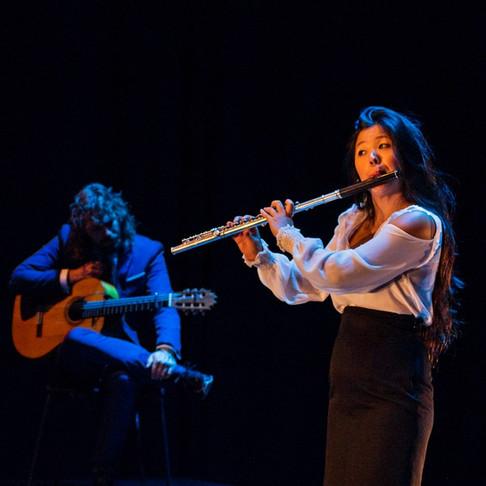 Lara Wong flamenco