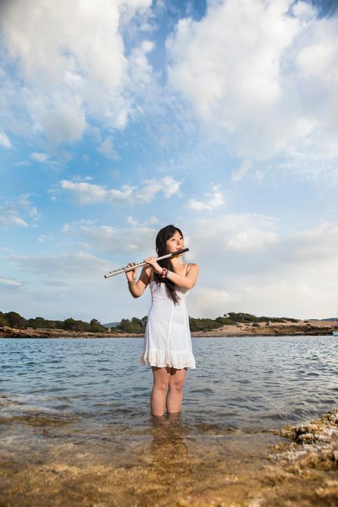 Lara Wong - photographer Ruben Campos (Ibiza 2018)