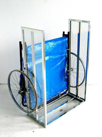 Antonio Scarponi / Conceptual Devices, with Marco Lampugnani, RIKEA, prototype, 2008.