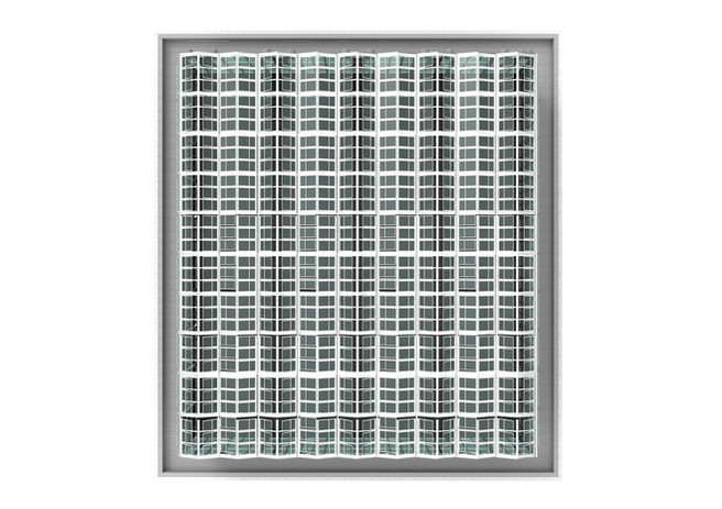 Antonio Scarponi / Conceptual Devices, Farm-X, top view, 2014.
