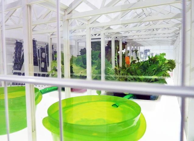 Antonio Scarponi / Conceptual Devices, UF01, Basel, 2010. Conceptual Model.