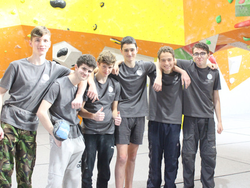Bredon School Climbing Competition Prepares Pupils for the Olympics