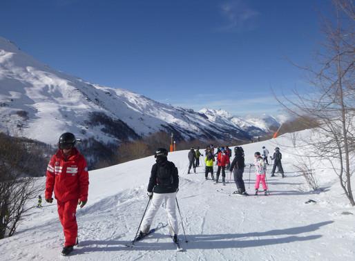 Bredon School Ski Trip 2020