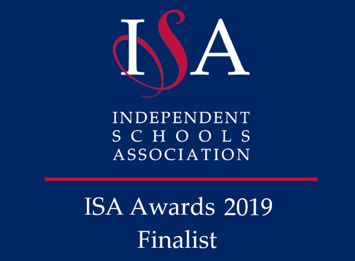 Bredon shortlisted for ISA Award