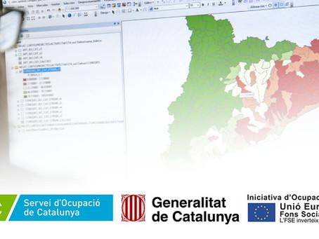 La Generalitat de Catalunya i la Unió Europea recolzen BioSciCat promovent l'ocupació juvenil a trav