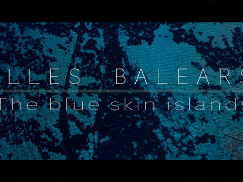 "Próximamente ""The Blue Skin Islands"""