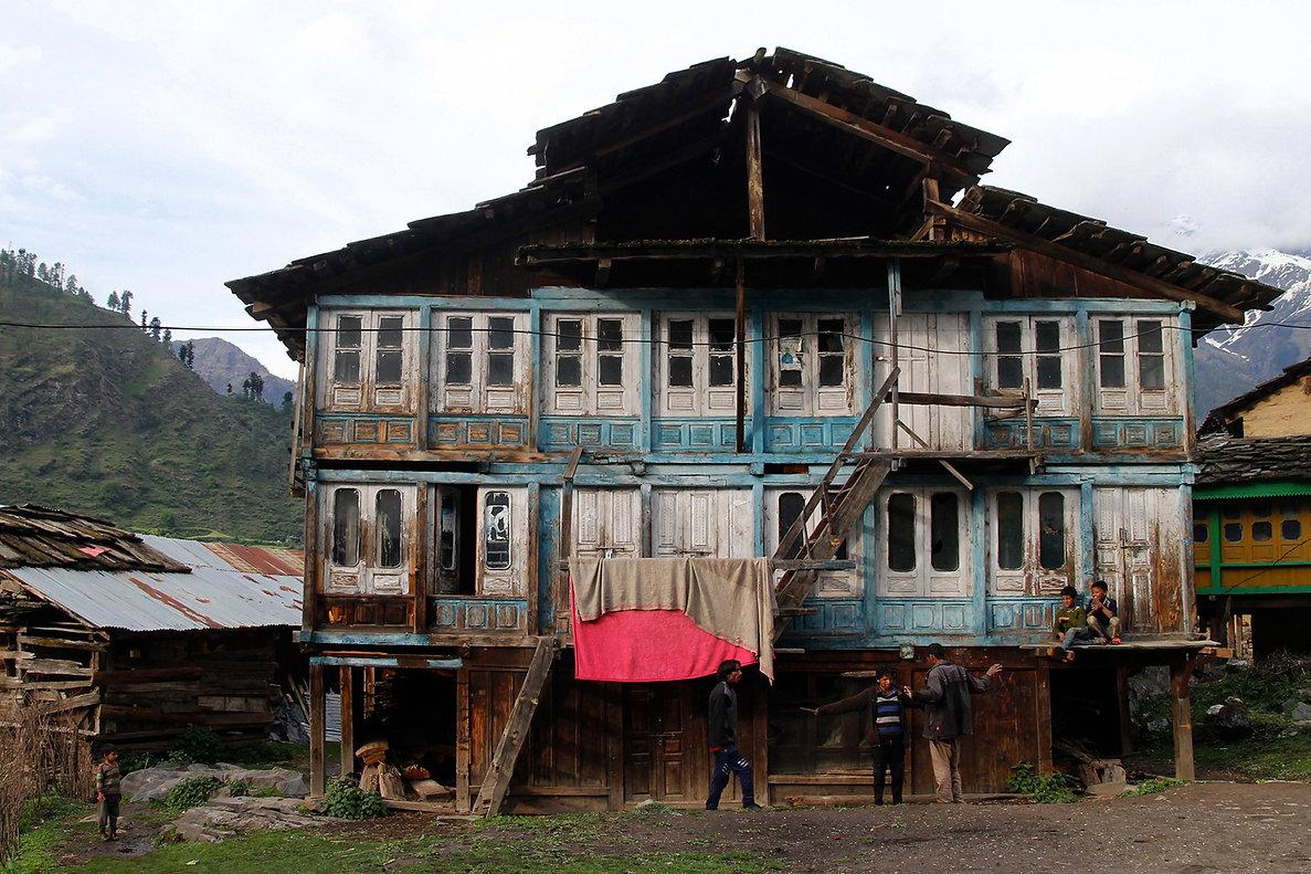 himachal house pulga