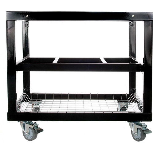 Primo Steel Cart Base With Basket