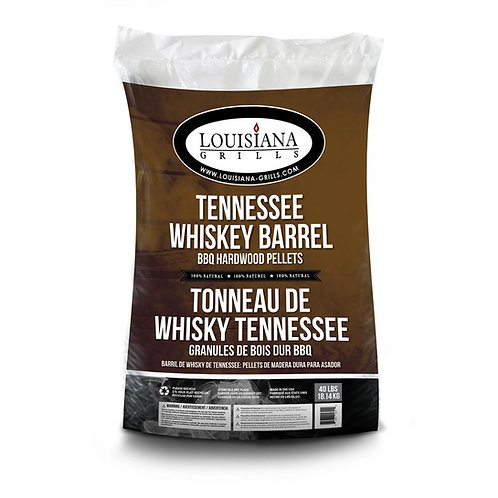 Tennessee Whiskey Barrel Wood Pellets