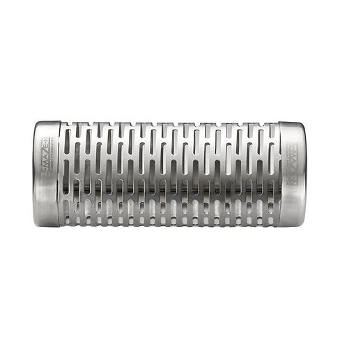 Louisiana Grills Oval Tube Smoker - Prefilled with Pitmasters Choice Pellets