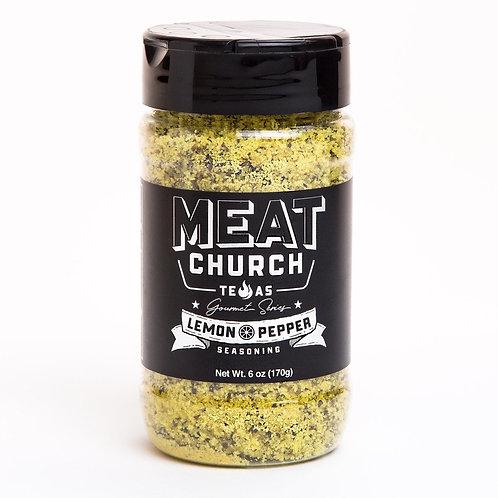 Meat Church Lemon Pepper Gourmet Spice