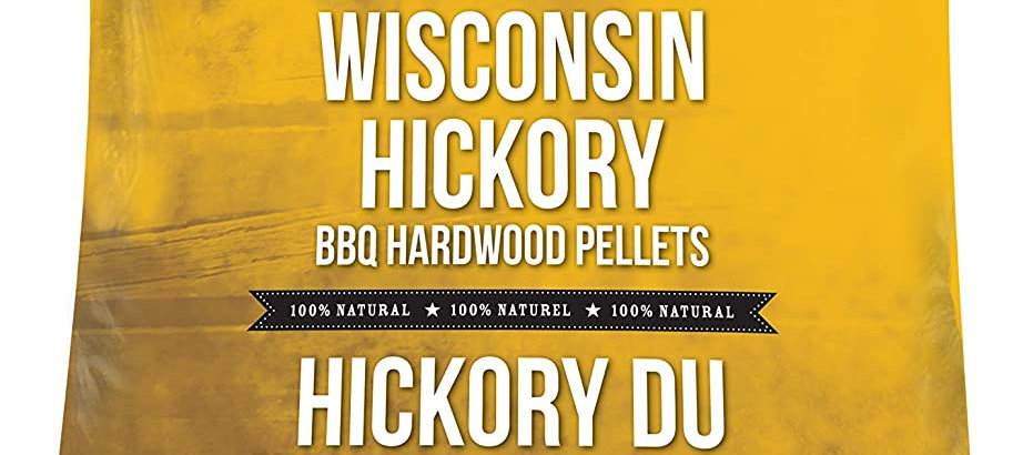 Wisconsin Hickory Wood Pellets