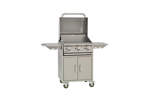 """Griddle 24"""" Bull Grill Cart"""