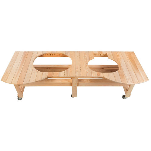 Primo Cypress All Event Grill Table Oval XL & JR