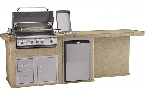 Culinary Q Bull Outdoor Kitchen