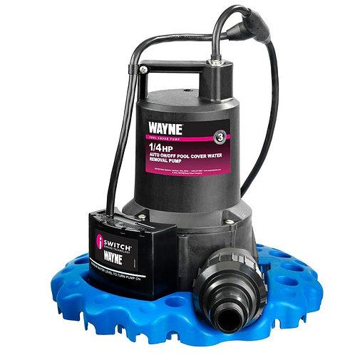 Wayne 1/4 HP Cover Pump