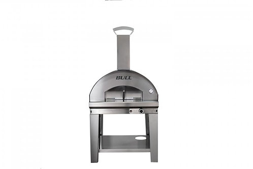 Gas Pizza Oven Cart Bull Outdoor