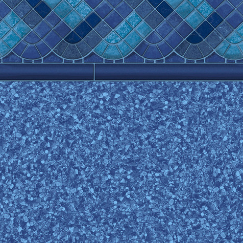 Blue Trinidad Tile