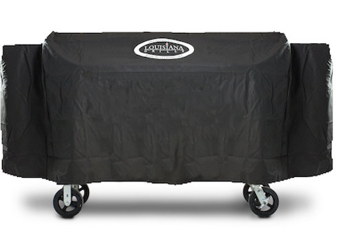 Louisiana Grills BBQ Cover, fits Country Smokers Super Hog
