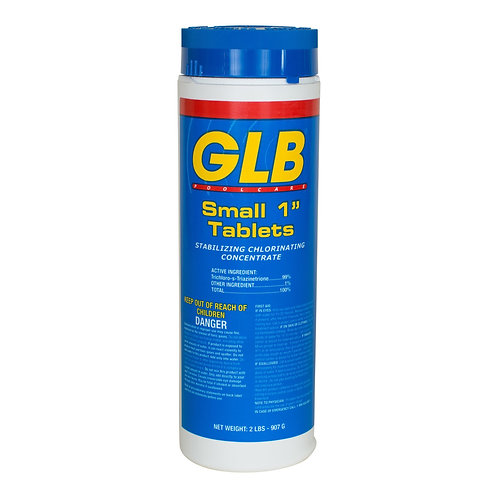 """GLB Small 1"""" Tablets"""