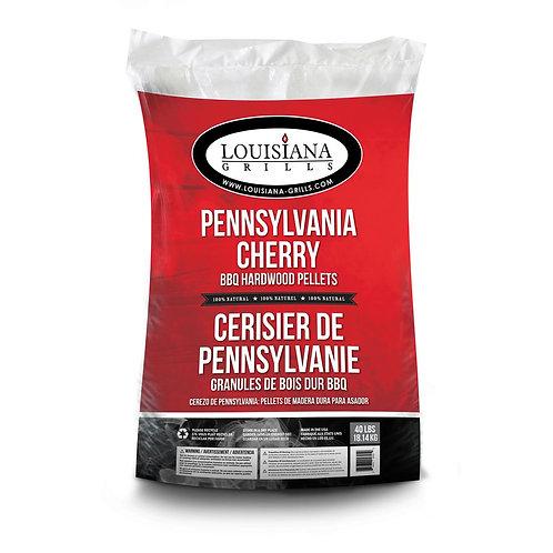Pennsylvania Cherry Wood Pellets