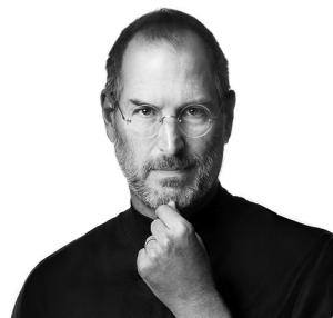 Steve Jobs - a great leader example for Tony Bilby