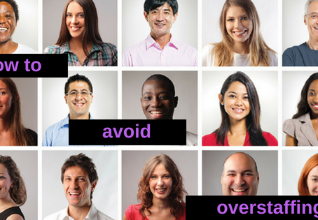 How to Avoid Overstaffing