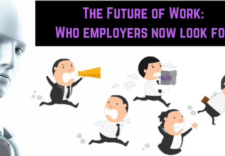 The Future of Work- Who Employers Now Look For
