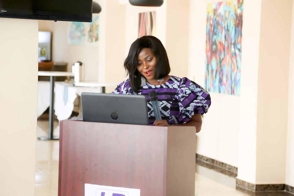 KUSI Consulting CEO and Senior Consultant, Rita Kusi