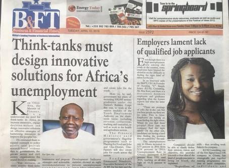 Employers lament lack of qualified job applicants