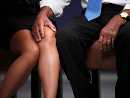Dealing With Sexual Harassment At The Workplace