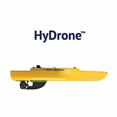 SEA2001 HyDrone-RCV portable, remote control survey boat
