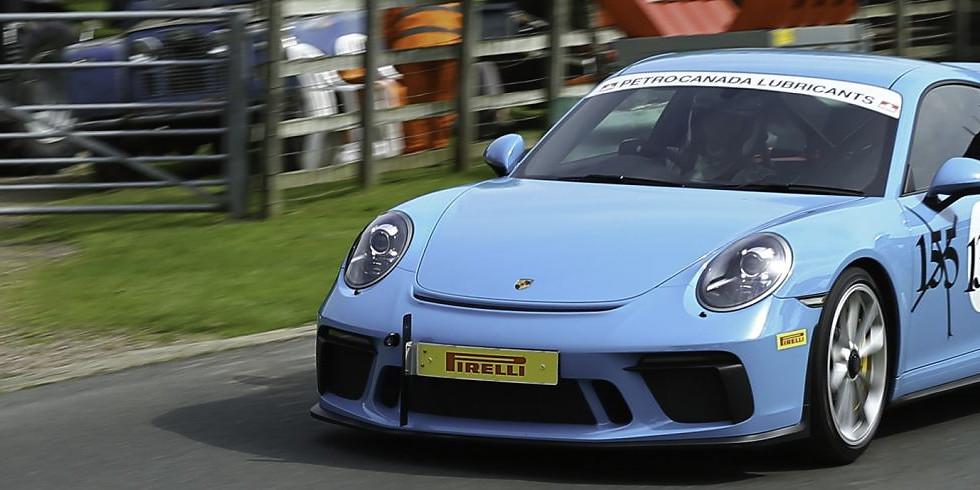 Porsche at Prescott - a BOC Event