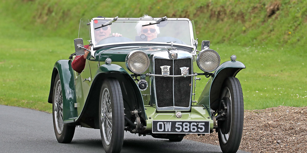 Vintage, Pre-war, Classics and Noteworthy Cars Drive Thru Day