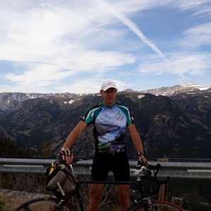 Local Cyclist Climbs Historic Motorsport Venue 148 Times In NHS Charity Fundraiser