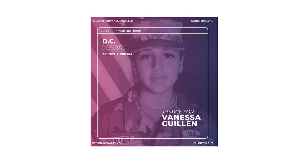 Justice for Vanessa Guillen