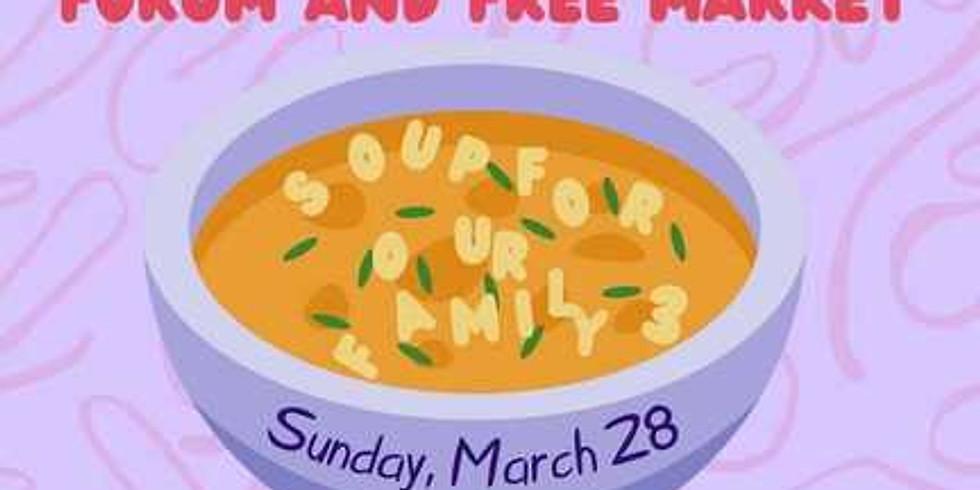 Abolitionist Community Forum and Free Market