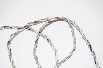 rope from plastic bags